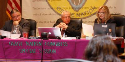 Speaker Red Corn to use planning sessions for Congressional improvements
