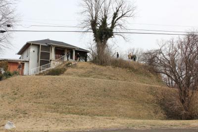 Osages visit St. Louis for historical sites visit