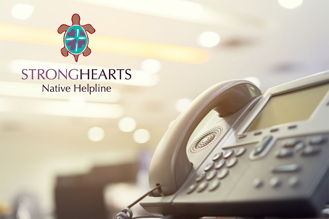 StrongHearts Native Helpline announces move to the Minneapolis–Saint Paul Metro Region