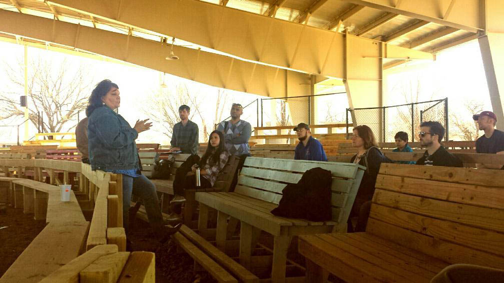 OU students help Pawhuska village board with master plan