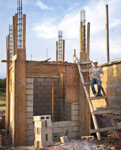 Osage engineer helps design clean water systems for impoverished countries