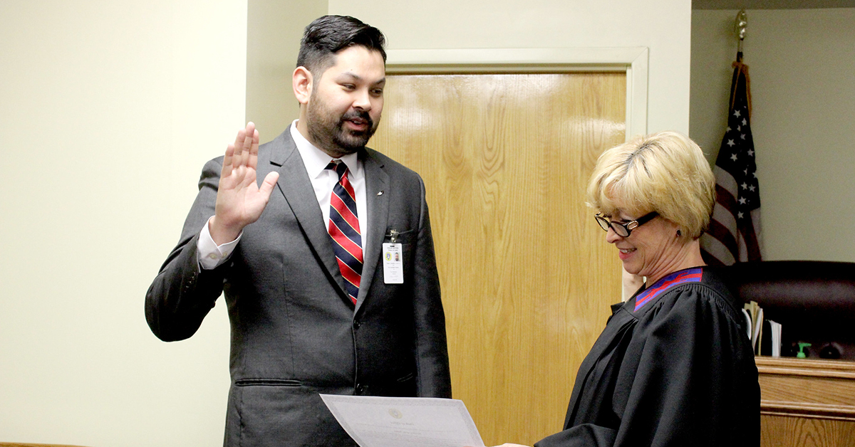 Greg Carpenter leaves Tax Commission and Secretary of Osage Nation post