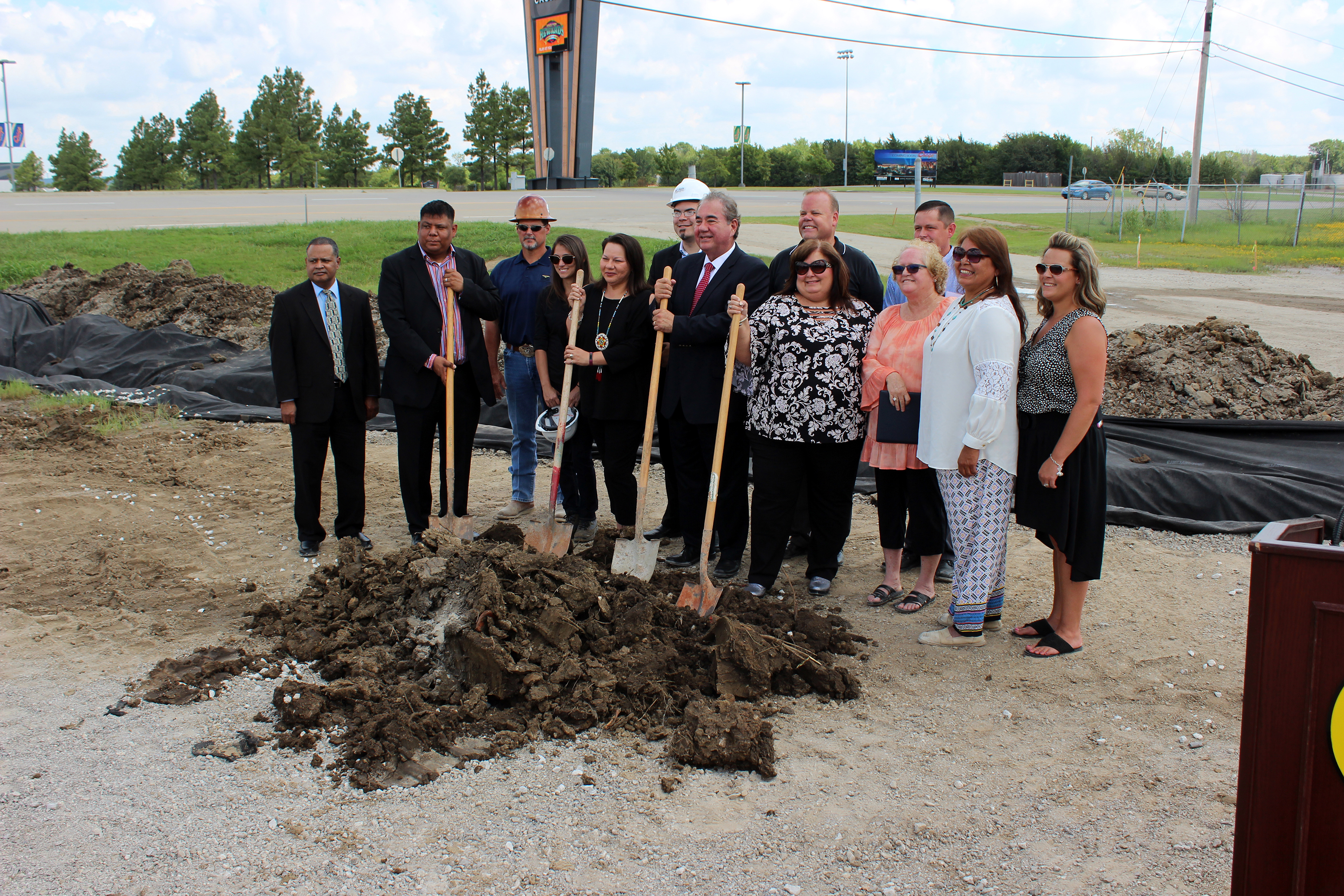 Osage Nation breaks ground on new Tulsa WIC location