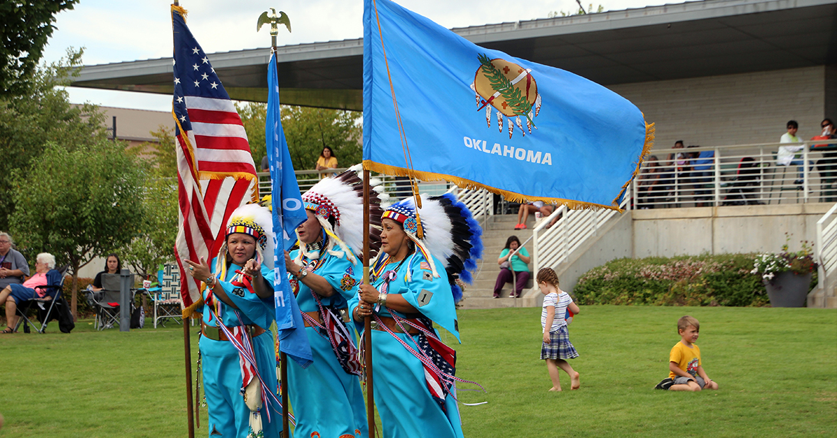 Tulsa Native American Day Celebration planned Oct. 11 will be held virtually