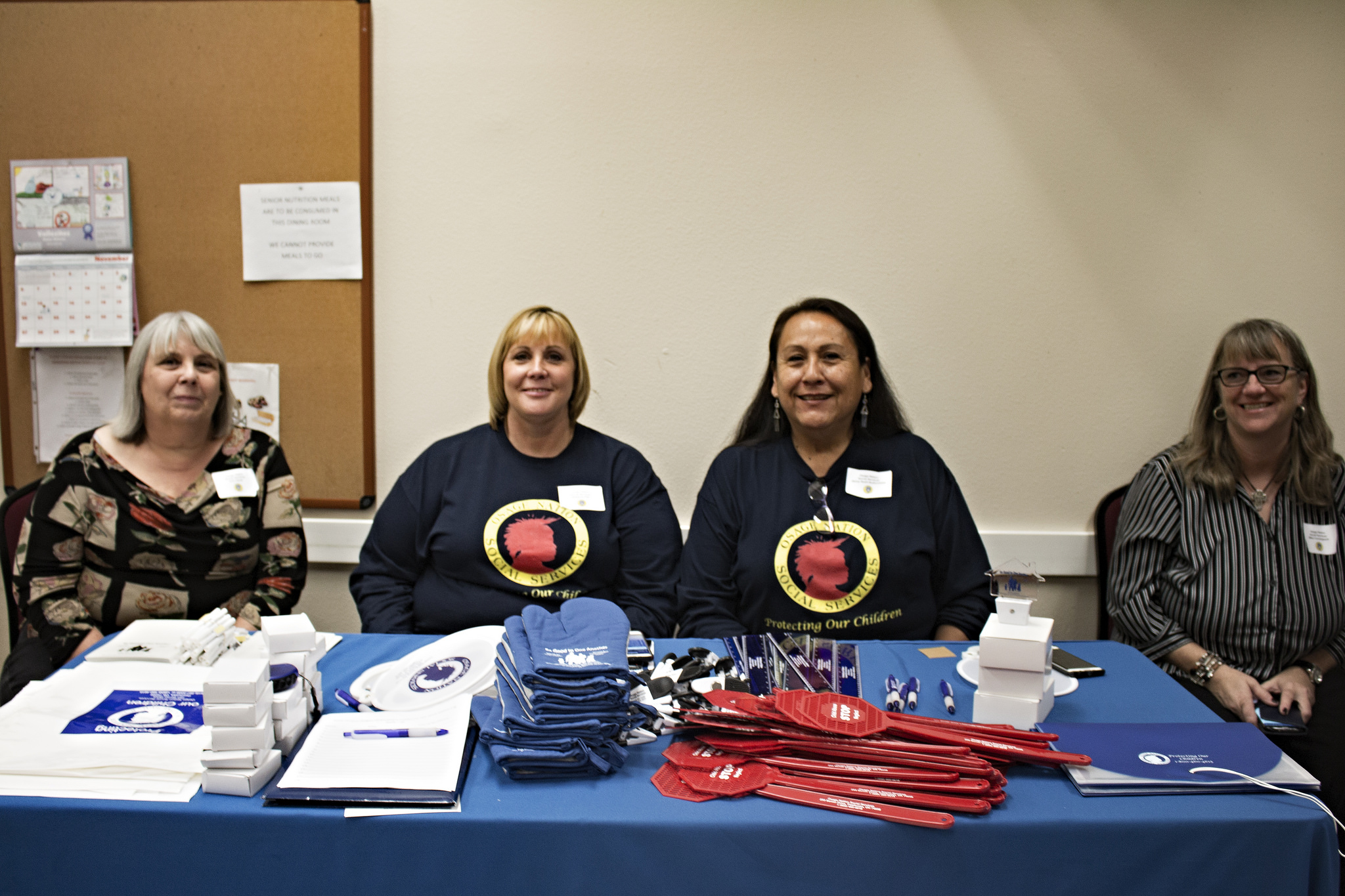 Osage programs and opportunities highlighted at UOSC gathering