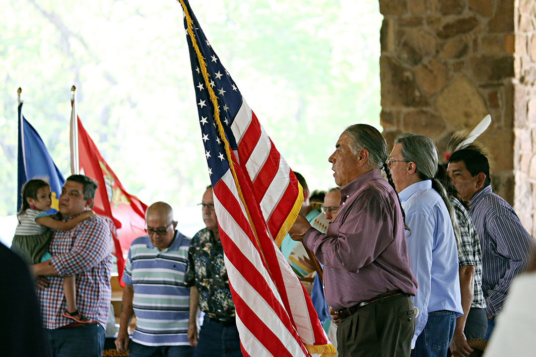 Osage Nation enters partnership with VA to offer direct home loans to Native American veterans