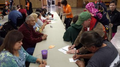 Pawhuska Indian Village Five Woman Board reelected for another term