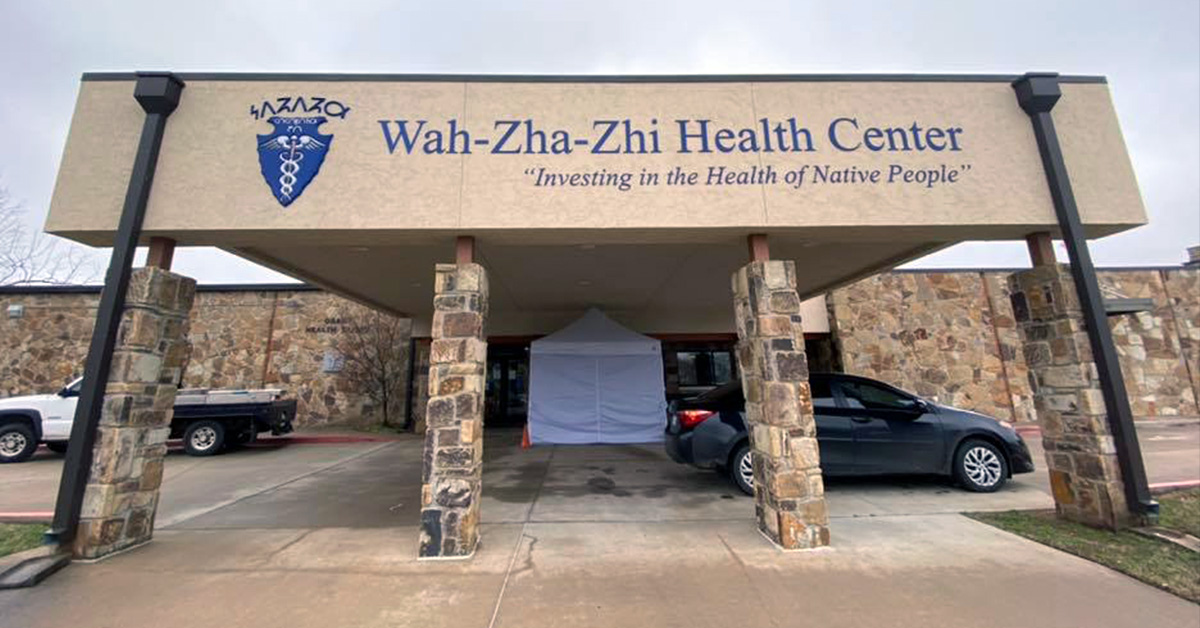 Wahzhazhe Health Center braces for surge of patients due to COVID-19