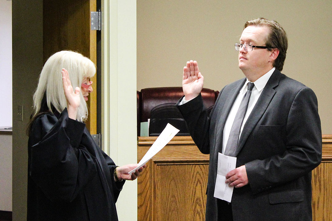 William Oldfield appointed Osage Nation Trial Court Chief Judge