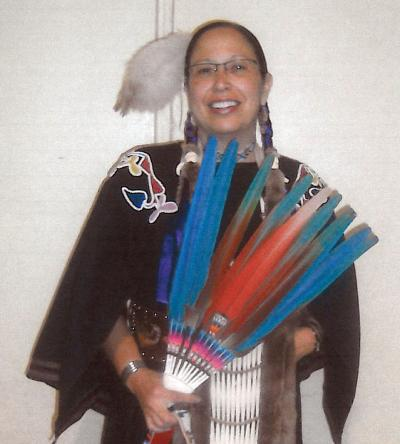 Noni Stabler is named American Indian Woman of the Year