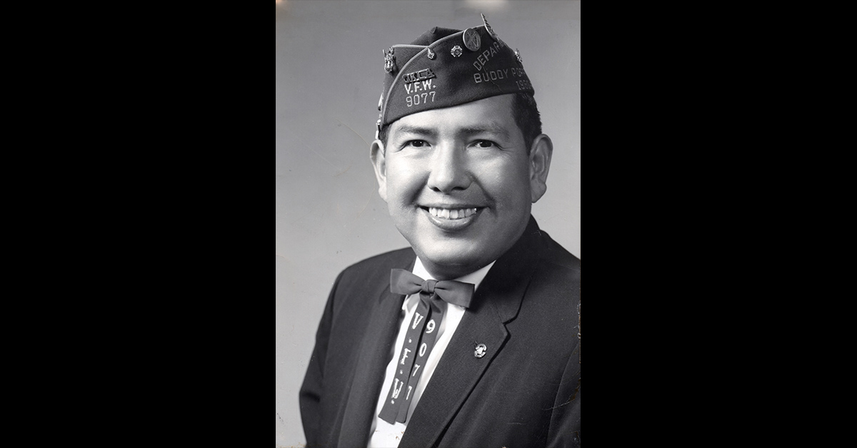 Osage Nation mourns the passing of WWII veteran Charles Edward Lookout Jr.