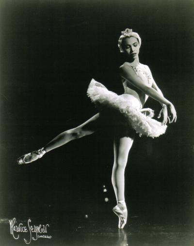 Maria Tallchief, Osage prima ballerina, dies at 88