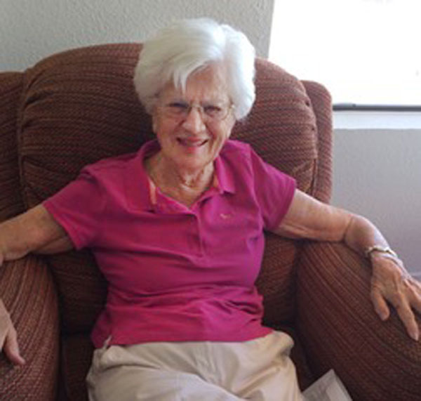 Harriett Patricia (Pat) Carr