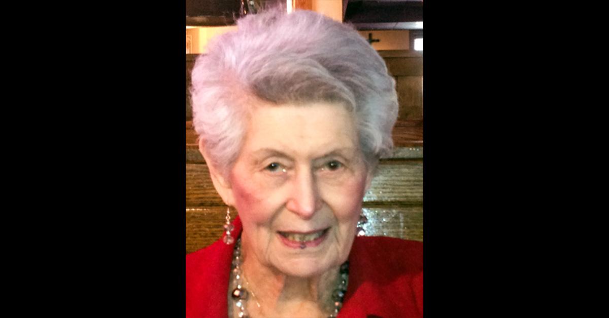 Sarah Jane Tinker Soderstrom Obituary