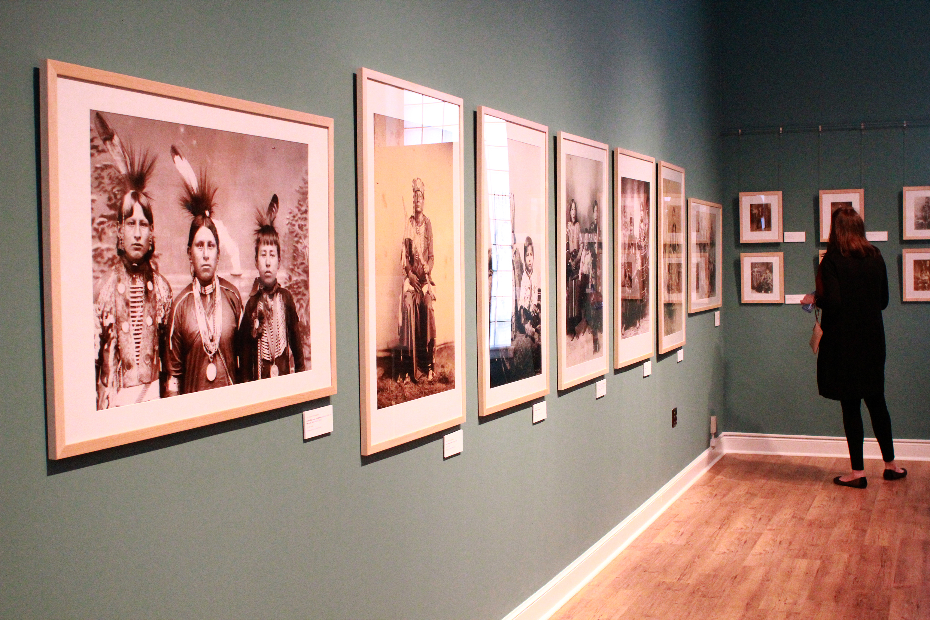 Osage Nation Museum opens new exhibit exploring photographic portraiture of Osages