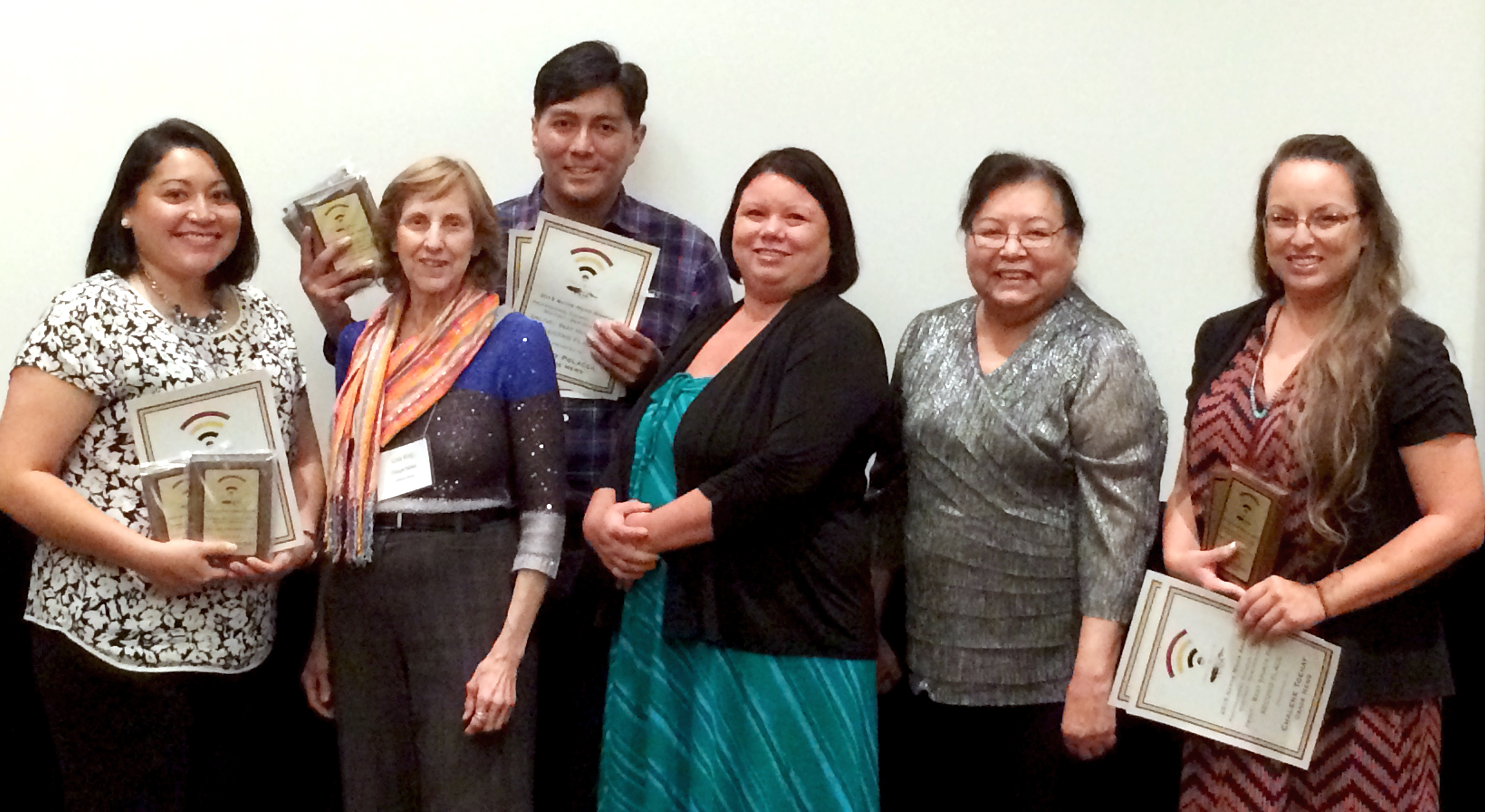 The Osage News wins 14 Native American Journalists Association awards for 2016 coverage