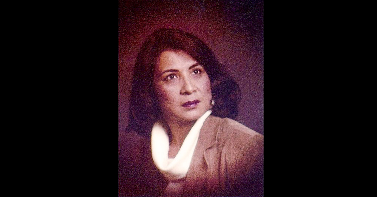 Olivia Louise Mashunkashey Bristow Obituary