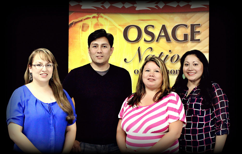 Osage News receives 17 NAJA awards
