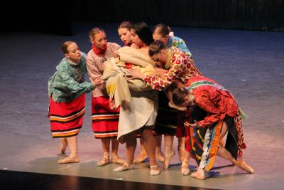 Wazhazhe: An Osage Ballet to perform at the Smithsonian NMAI next spring