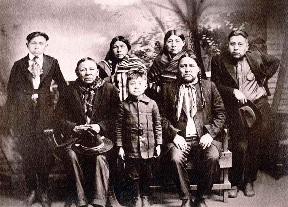 The Osage Nation reserves the second Monday in October for Osage Day