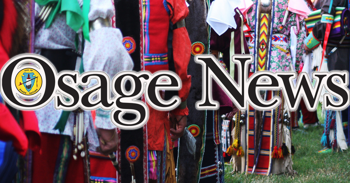 Northern California Osage schedules April 27 spring gathering