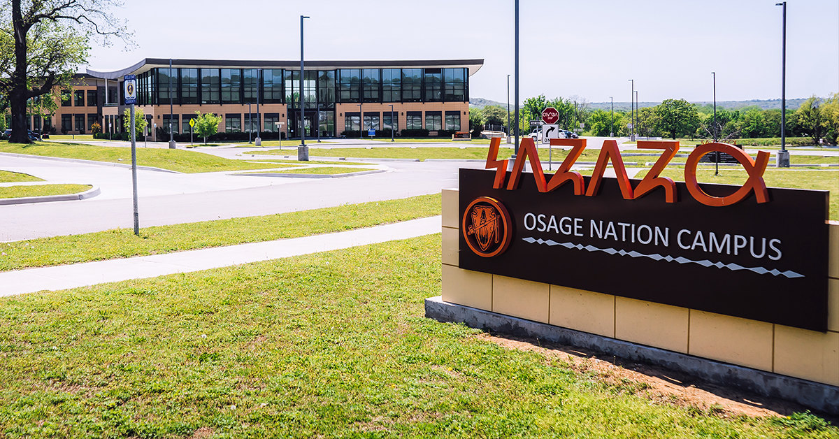 Osage Nation lays off 45 workers due to low revenue stream