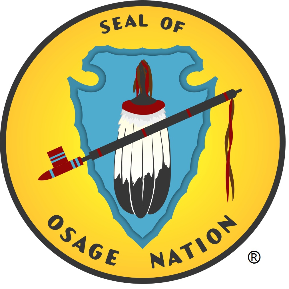 Thank You to the Osage Nation Education Department