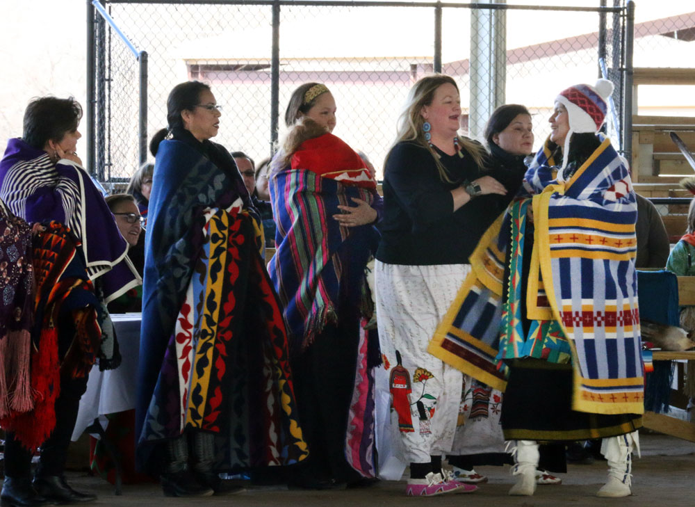 Osage women and girls honored at Wak'on Owatsi