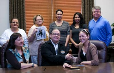 Osage Nation achieves certified Healthy Oklahoma Excellence