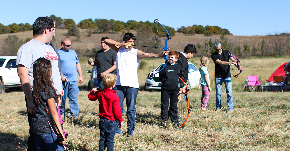 Osage Nation Ranch to offer four free hunting spots for Osage youth