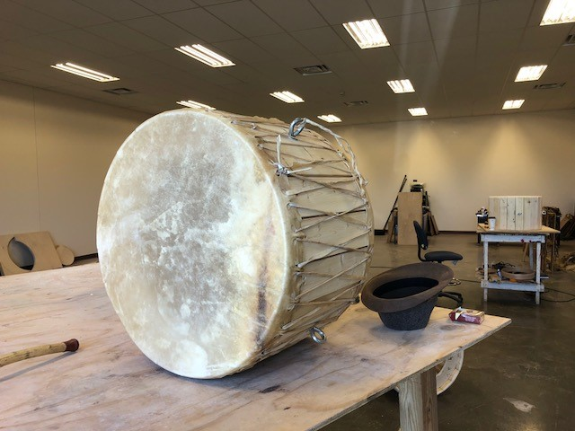 osage nation foundation selects artists for voices from the drum