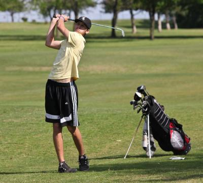 Osage teen finds constructive outlet in golf