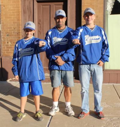 Osage Little League Baseball players win World Series