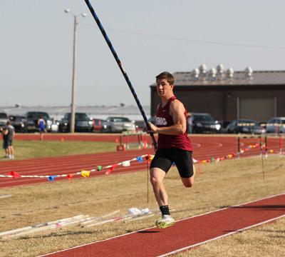 Osage pole-vaulter sets his sights on USA Trials for Pan Am Games