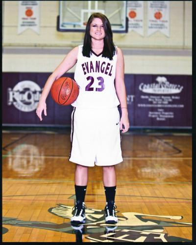 Osage college basketball star ready to become a coach