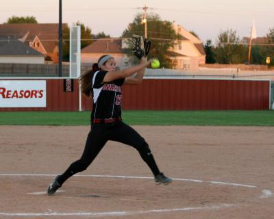 Osage pitcher to play softball for Oklahoma State University