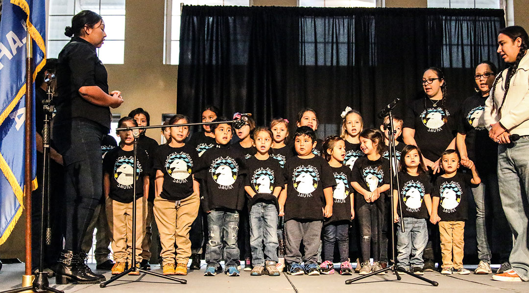 Osage Language and culture highlighted at Scissortail Children's Festival