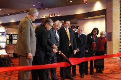 Osage Casino Hotel opens in Skiatook