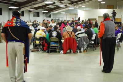 Osage Nation observes Sovereignty Day 2012