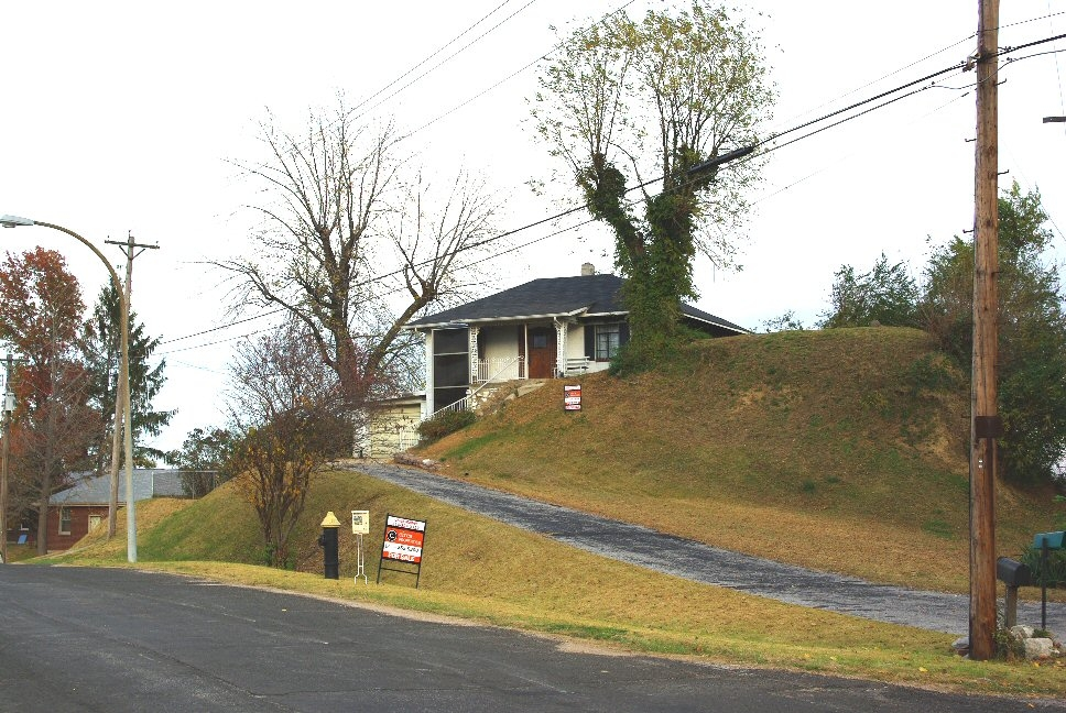 ON Historic Preservation Office receives grant to demolish house on Sugarloaf Mound