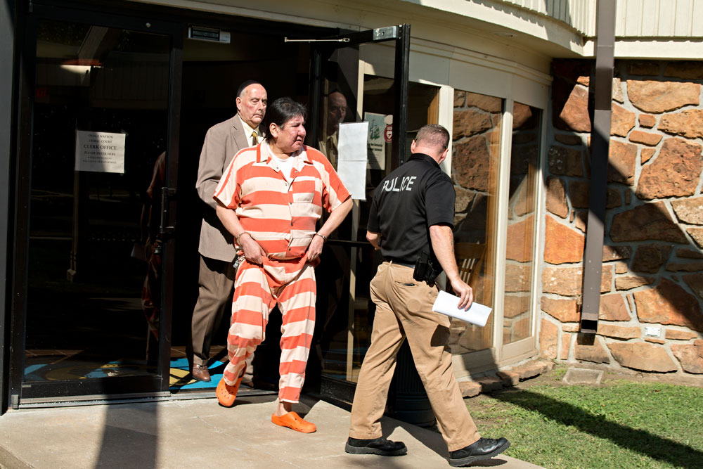Osage man charged with second-degree homicide is freed
