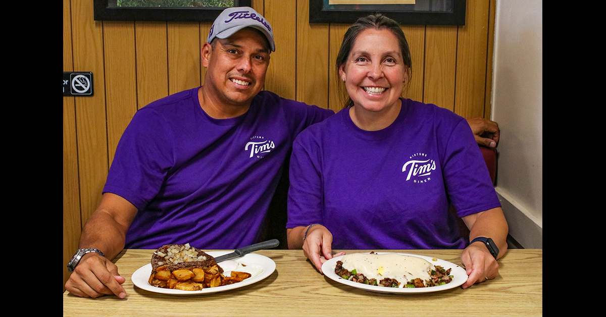 Tim's Midtown Diner serves up local favorites with a hometown feel