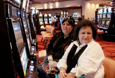 Osage Casinos host tribal members at new Ponca City location
