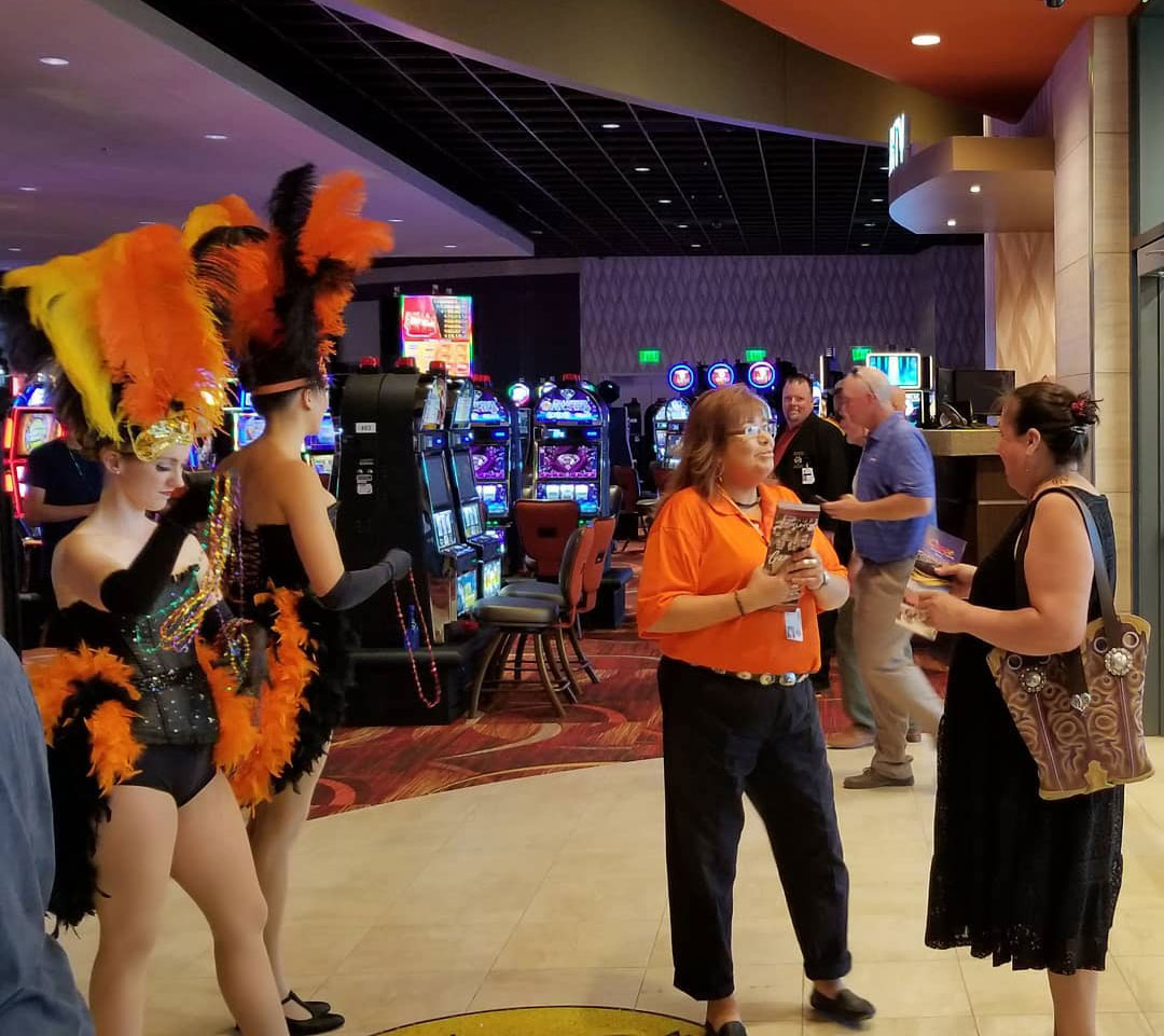 Osage Nation members treated to sneak peek of new Osage Casino & Hotel