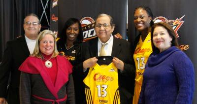 WNBA Tulsa Shock and Osage Casino announce marquee partnership