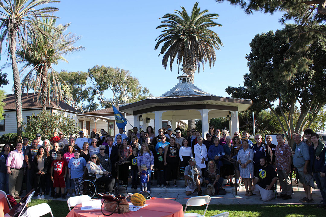 UOSC Fall Gathering held at former meeting site in Carlsbad