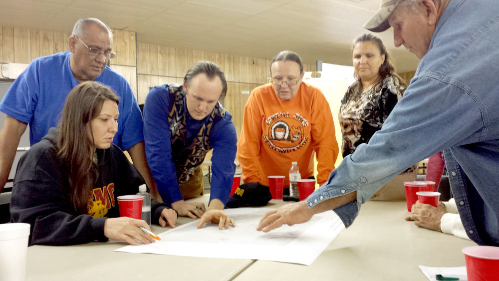 Master plan for Pawhuska Indian Village in the works