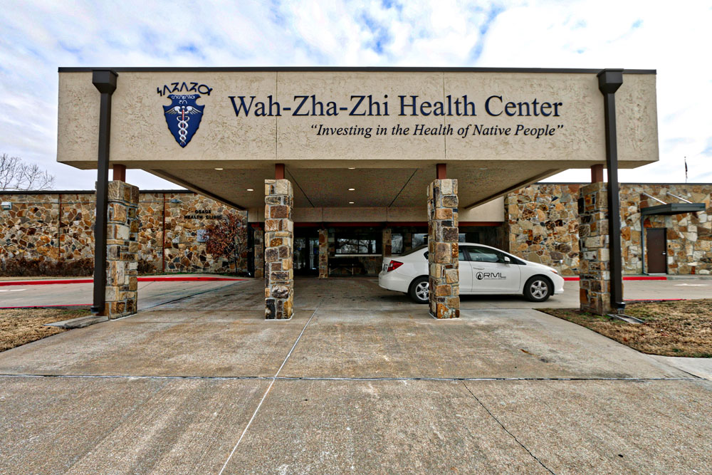 Wah-Zha-Zhi Health Center receives support funding for public health accreditation efforts