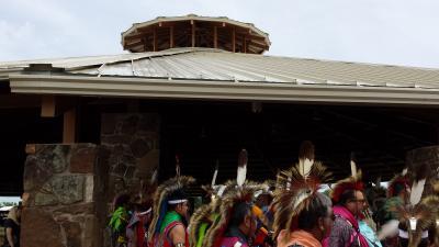 Grayhorse In-Lon-Schka photos featured on Osage News Flickr