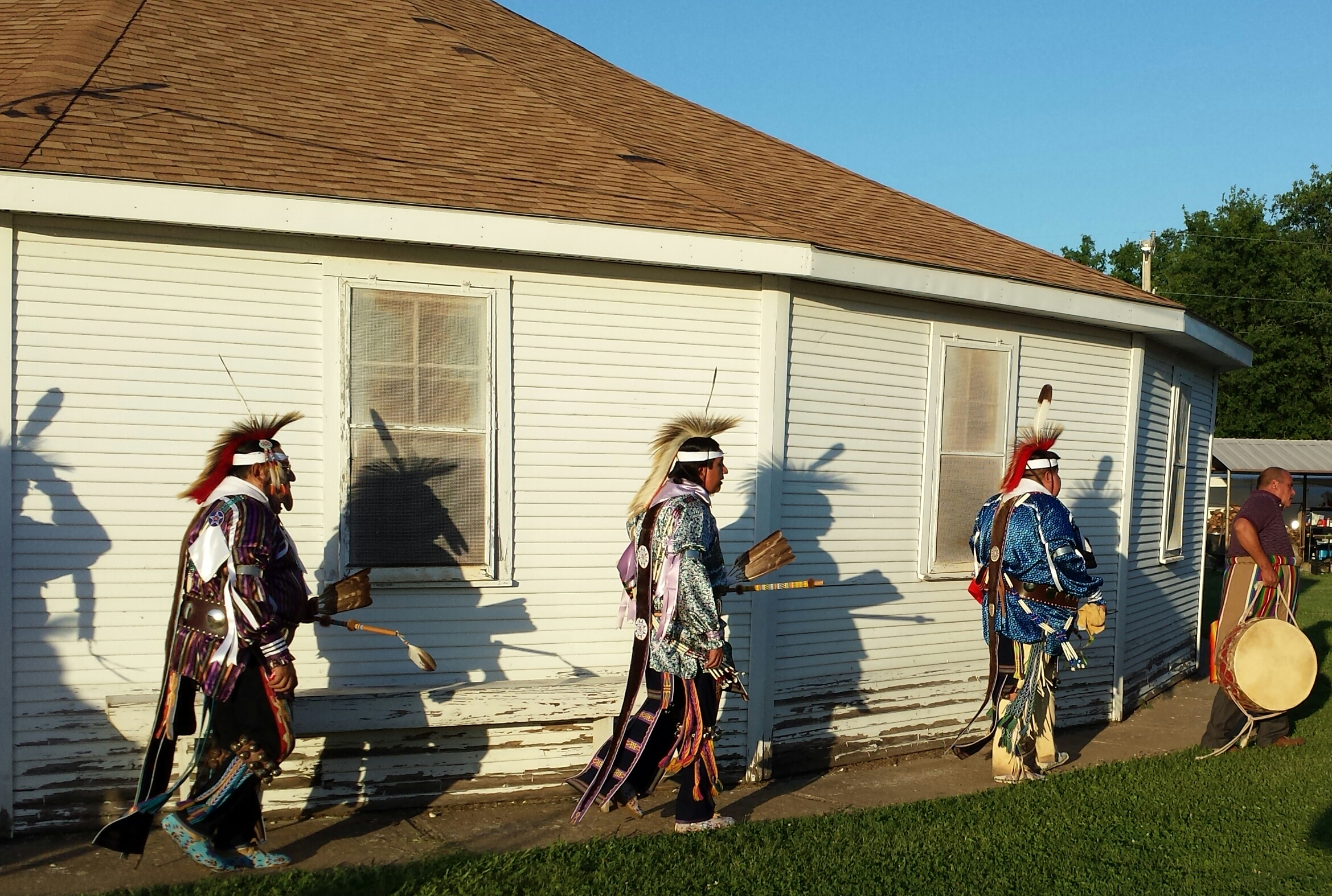 Osages to gather for Hominy In-Lon-Schka dances